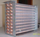 알루미늄 지느러미가 있는 동관 열교환기를 바람쐬는 물