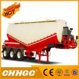 半高品質の穀物のセメントの粉タンクトレーラー