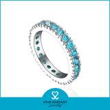 Späteste Schmucksache-Ring-Großverkauf der Ewigkeit-925 silberner (R-0468-1)