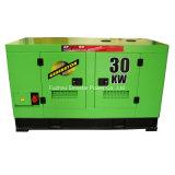 Silenzioso eccellente diesel di Cummins 30kVA del generatore di potere