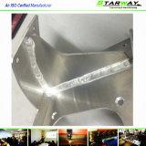 Lamiera sottile di alluminio Fabtication TIG/saldatura di MIG