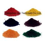 Rotes Pigment des Eisen-Oxid-Fe2o3