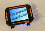 "EVM35 3.5 "" LCD 2X-32X Low Vision Portable DIGITAL Video Magnifier"