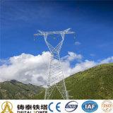 Башня передачи электричества Китая стальная
