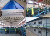 Rodillo del panel de emparedado que forma la máquina/la máquina del material para techos
