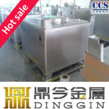 Behälter 275 Gallonen-IBC hergestellt vom Edelstahl 304/316L