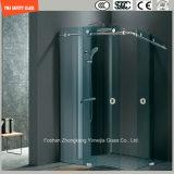 Регулируемая рамка нержавеющей стали, алюминиевая рамка, Tempered стекло 6-12 сползая просто комнату ливня, приложение ливня, кабину ливня, ванную комнату