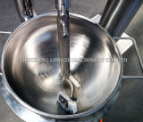ミキサーのスナックの処理を調理する高品質のガスの熱くする火