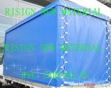 Côté de rideau en bâche de protection de PVC de qualité de prix usine