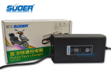 Suoer 3の州48V 3Aの電気自動車の充電器(SON-4803)