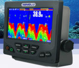 200m Depth Rangeの7インチTFT LCD Fish Finder