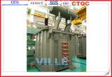 Transformator de in drie stadia van de Oven van de Elektrische Boog