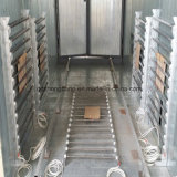 Собранный нагрев электрическим током леча печь с ISO9001