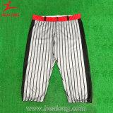 Uniforme di baseball degli abiti sportivi degli uomini popolari di sublimazione