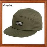 最高のアパッシュのハワイ州人5のパネルの帽子の帽子の急な回復の黒