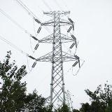 Torretta d'acciaio del trasporto di energia di alta qualità