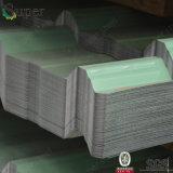 Acier de PPGI/feuille ondulés toiture en métal/fer dans la couleur de Ral