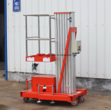 Levage simple hydraulique de poste