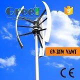 Turbina de viento vertical del eje para el anuncio publicitario, granja, uso del hogar