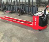 Hs-D5005 de volledig Elektrische Hefboom van het Dienblad van de Vrachtwagen van de Pallet Groene Milieu5t
