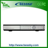 H264 Digital 16 DVR Recorder Sicherheitssystem Support 2tb Hard Drive (BE-9816FD)