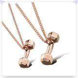 De Halsband van de Tegenhanger van de Juwelen van het Roestvrij staal van de Manier van juwelen (NK362)