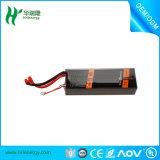 Batería recargable de 7.4V 5600mAh Lipo para el aeroplano de RC