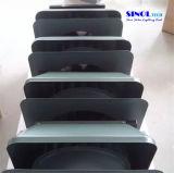 Ventilador de ventilación solar de extractor del montaje de la azotea con el sistema de batería solar externo 30W 9.6ah