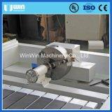 中国の価格1325-Rの回転式外側スマートなCNCの木工業機械装置
