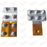銅-電気の付属品のためのアルミニウムTのコネクター