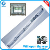Portello scorrevole di vetro di alluminio automatico Syste