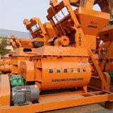 The Latest Packaging Twin Shaft Compulsory Concrete Cement Mixer (Js750)