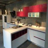 Populärer moderner europäischer Art-Lack-Küche-Schrank