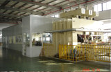 ボードの積層の高性能の木製のドアの生産ライン