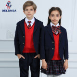 Los últimos diseños Winter Black School Uniform Blazer