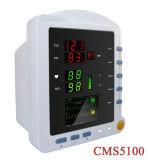 새로운 SpO2 &NIBP 참을성 있는 감시자 Cms5100