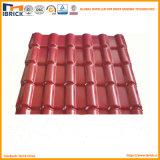 工場価格Asaの良質の証明書が付いている上塗を施してある総合的な樹脂の屋根瓦