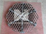 Transporteur de base de dispositif de four de traitement thermique de moulage d'acier