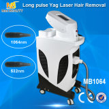 O cabelo longo do laser do ND YAG do pulso remove a máquina (MB1064)