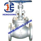 Valvola di globo saldata olio ad alta pressione della flangia dell'acqua dell'acciaio di getto di DIN/API