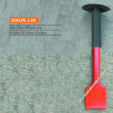 Scalpello freddo J-01 con la doppia pinsa della gomma di colore