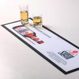 Esteira personalizada da barra das esteiras da cerveja do derramamento do PVC da borracha de Slicone