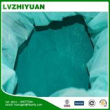 Polvo de cobre industrial CS-100A del verde del óxido del cloruro del grado el 98%