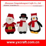 Producto de la Navidad de la venta al por mayor del regalo de la Navidad del mercado de la Navidad de la decoración de la Navidad (ZY14Y439-1-2-3 los 20CM) nuevo