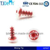 La mezcla dinámica plástica disponible dental inclina (HP07)