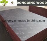 madera contrachapada de la alta densidad de 18m m 20m m con la película hecha frente