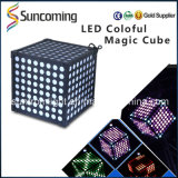 웨딩 장식 DJ 조명 매직 3D LED 큐브 조명