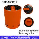 Mini altavoz sin hilos de Bluetooth para el teléfono elegante, MP3 (STD-MCB01)