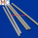 Alumina 99.7% Rod cerâmica da isolação da pureza elevada