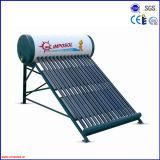De compacte ZonneVerwarmer van het Water met Ce- Certificaat